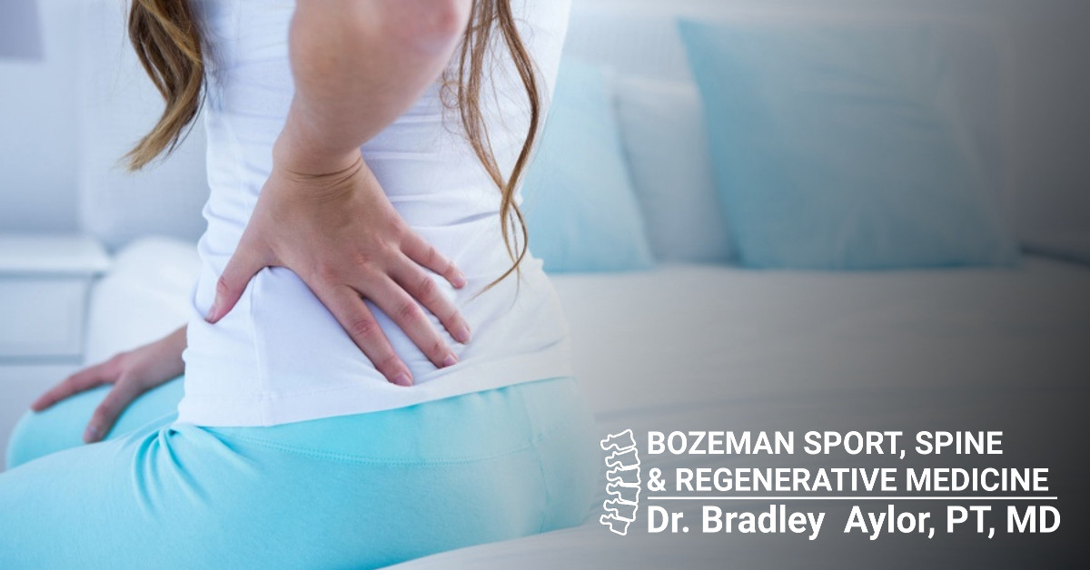 Lower Back Pain | Bozeman, MT